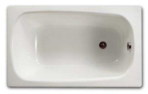 Реставрация ванны материалом «Stacril ecolor»