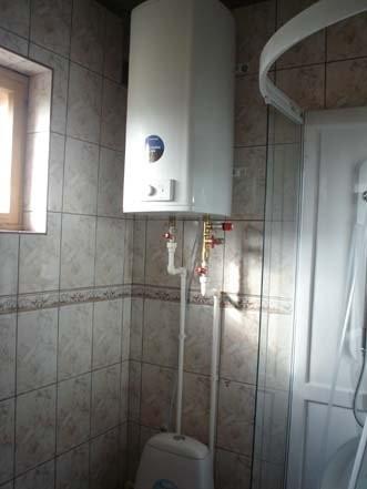 Установка/замена водонагревателя в Петрозаводске