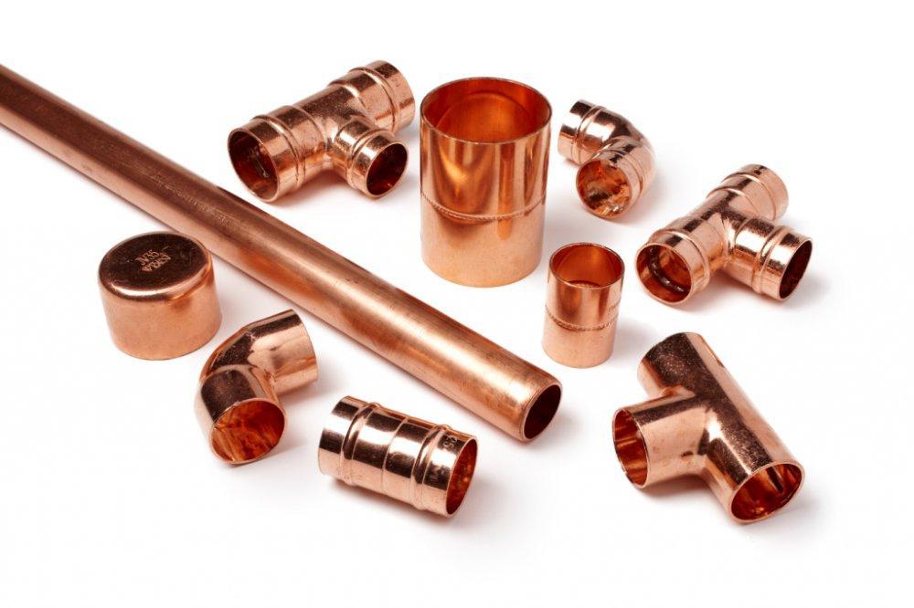 Замена/монтаж труб холодного и горячего водоснабжения и канализации